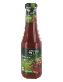 NaturWert Bio Tomatenketchup  (500 ml) - 4100470124650
