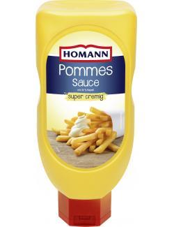 Homann Pommes Sauce super würzig  (450 ml) - 4030800157013