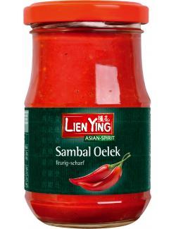 Lien Ying Sambal Oelek feurig-scharf  (200 g) - 4013200881764