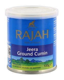 Rajah Taste of Home Jeera Ground Cumin  (100 g) - 5010928055070
