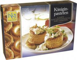 Hig Hagemann Königinpasteten 6 Stück  (150 g) - 4009176213005