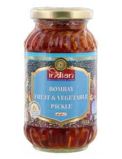 Truly indian Bombay Fruit & Vegetable Pickle  (340 g) - 8901552015455