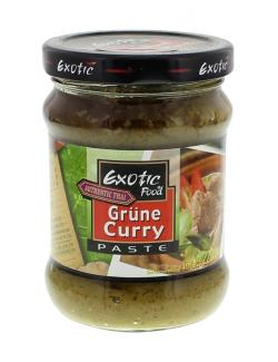 Exotic Food Grüne Curry Paste  (220 g) - 8853662001050