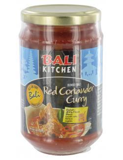 Bali Kitchen Red Coriander Curry  (300 ml) - 8995899432129