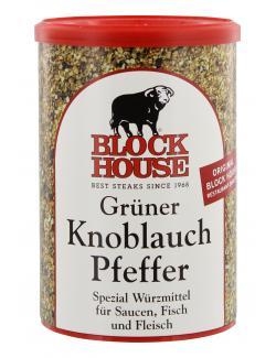 Block House Grüner Knoblauch Pfeffer  (200 g) - 4009286121597