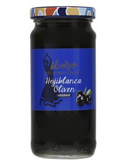 Ibero Spanische geschwärzte Oliven entsteint  (110 g) - 4013200555221