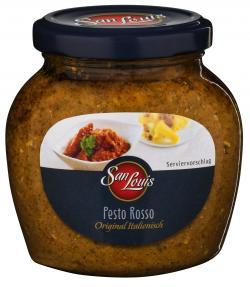 San Louis Pesto Rosso  (190 g) - 4250780300616