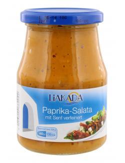Liakada Paprika-Salata mit Senf  (330 g) - 4013200662042
