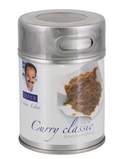 Johann Lafer Curry classic  (55 g) - 4260125363091