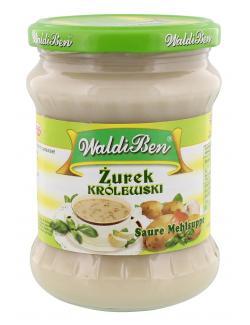 Waldi Ben Saure Mehlsuppe  (450 g) - 5902256002195