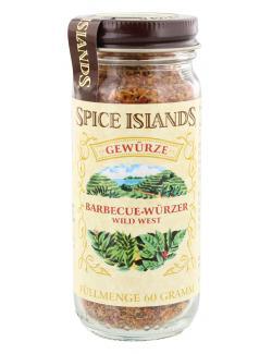 Spice Islands Barbecue-Würzer Wild West  (60 g) - 42212942