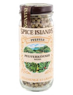 Spice Islands Pfefferkörner weiß  (6 g) - 42212928