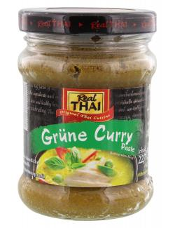 Real Thai Grüne Curry Paste  (227 g) - 8858135012021