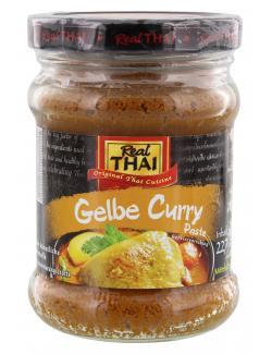 Real Thai Gelbe Curry Paste  (227 g) - 8858135001384