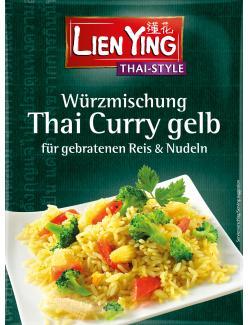 Lien Ying Würzmischung Thai Curry gelb  (13 g) - 4013200882525