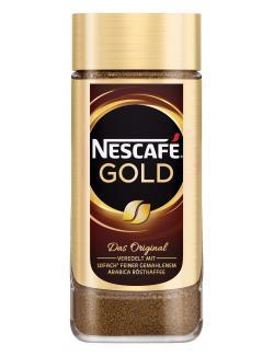 Nescafé Gold original  (200 g) - 4005500211907