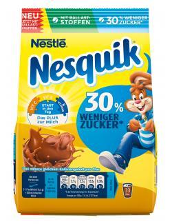 Nestlé Nesquik kakaohaltiges Getränkepulver zuckerreduziert  (500 g) - 4005500209706