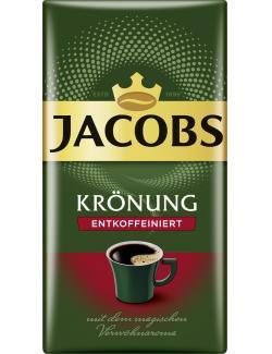 Jacobs Krönung entkoffeiniert  (500 g) - 7622300002282