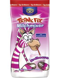 Krüger Trink Fix Milchmixer Erdbeere  (400 g) - 4052700045559