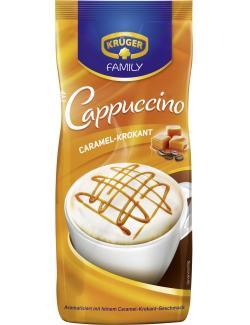 Krüger Family Cappuccino Caramel-Krokant  (500 g) - 4052700072951