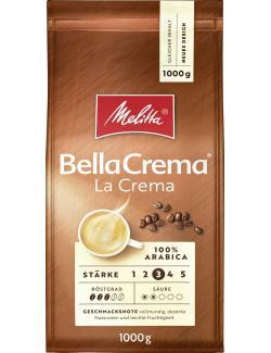 Melitta Bella Crema La Crema  (1 kg) - 4002720008102