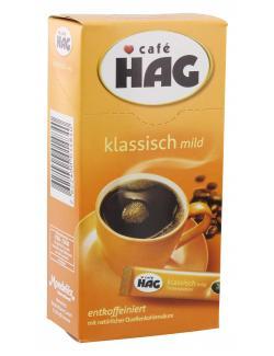 Café Hag Klassisch Tassenportionen  (18 g) - 7622400014840