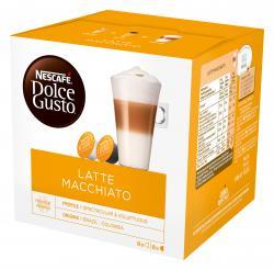 Nescafé Dolce Gusto Latte Macchiato  (194 g) - 5011546498386