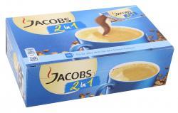 Jacobs 2in1 Tassenportionen Kaffee  (140 g) - 7622300208653