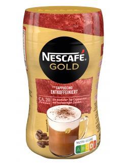 Nescafé Cappuccino entkoffeiniert  (250 g) - 7613032569570