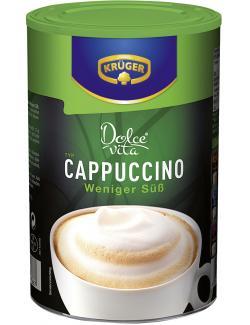 Krüger Dolce vita Typ Cappuccino weniger süß  (200 g) - 4052700067667