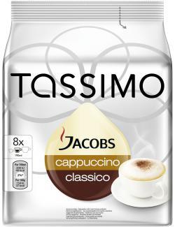 Tassimo Jacobs Cappuccino classico  (260 g) - 7622210010261