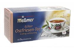 Meßmer Feinster Ostfriesen-Tee  (25 x 1,50 g) - 4002221007482