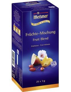 Meßmer ProfiLine Früchte-Mischung  (25 x 3 g) - 4002221001923