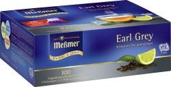 Meßmer ProfiLine Earl Grey  (100 x 1,75 g) - 4002221010260