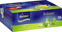 Meßmer ProfiLine Kräuter Herbs  (100 x 2 g) - 4002221010536