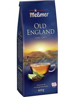 Meßmer OId England Earl Grey  (400 g) - 4002221016736