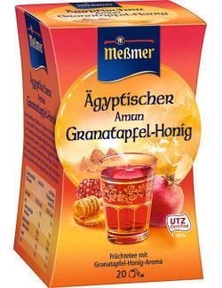 Meßmer Ägyptischer Amun Granatapfel-Honig  (20 x 2,50 g) - 4002221017238