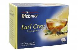 Meßmer Earl Grey  (50 x 1,75 g) - 4001257001983