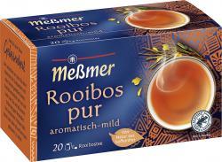 Meßmer Rooibos  (20 x 2 g) - 4002221007130