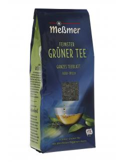 Meßmer Grüner Tee  (150 g) - 4002221011403
