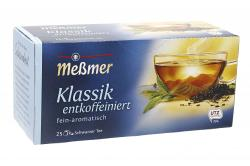 Meßmer Klassik entkoffeiniert  (25 x 1,75 g) - 4001257001723