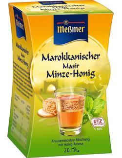 Meßmer Marokkanischer Masir Minze-Honig  (20 x 2 g) - 4002221005778
