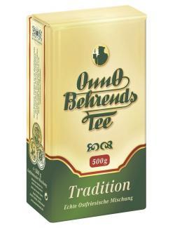 Onno Behrends Tradition  (500 g) - 4000491120504