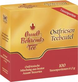 Onno Behrends Ostfriesen Teebeutel  (100 x 1,50 g) - 4000491001612