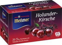 Meßmer Holunder-Kirsche  (20 x 2,50 g) - 4002221015104