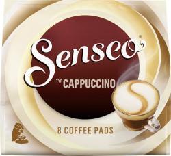 Senseo Kaffeepads Cappuccino  (100 g) - 4047046003448
