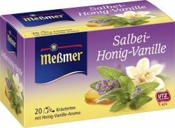 Meßmer Salbei-Honig-Vanille  (20 x 1,75 g) - 4002221021280