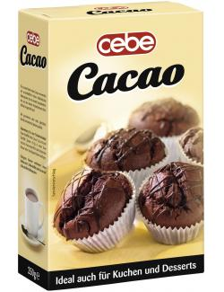 Cebe Kakaopulver  (250 g) - 4002309001517