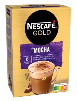 Nescafé Café au Chocolat  (8 x 18 g) - 5011546483443
