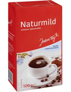 Jeden Tag Naturmild Kaffee  (500 g) - 4306188055648